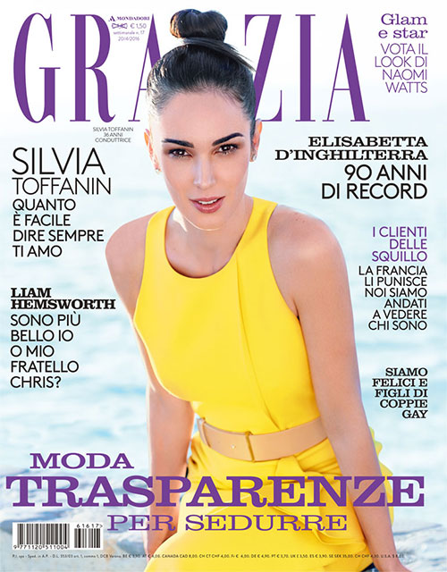 Grazia - Ph: Bruno Juminer